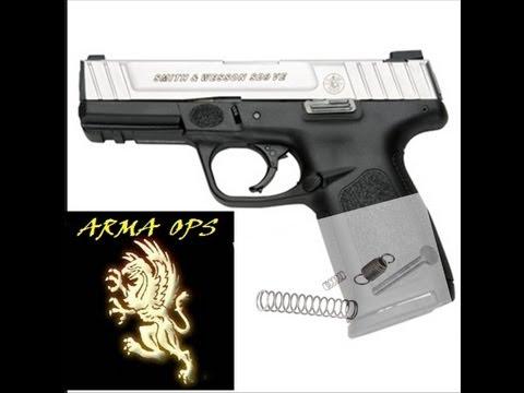 S&W SD9 VE Apex Tactical Spring Kit