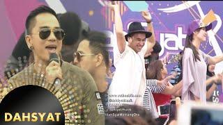 download lagu Asyiknya Ungu Dan Host Dahsyat Berjoget Ska Dahsyat 18 gratis
