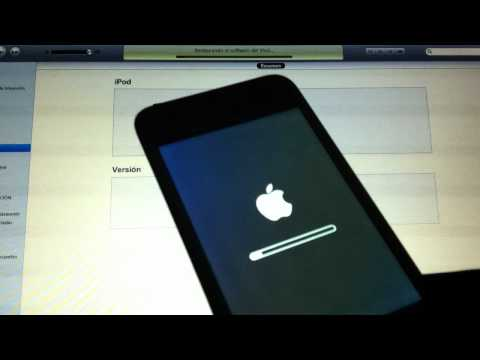 Downgrade del iOS 6 al iOS 5.1.1 con Redsn0w