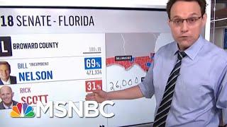 Kornacki's Ballot Breakdown | Andrea Mitchell | MSNBC
