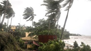 US residents told to evacuate before Irma hits
