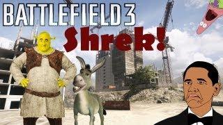 Ekipa ze Shreka w Battlefield 3 [PL/HD]