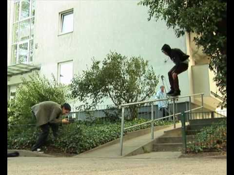 Distortion - Skateboarding from Berlin