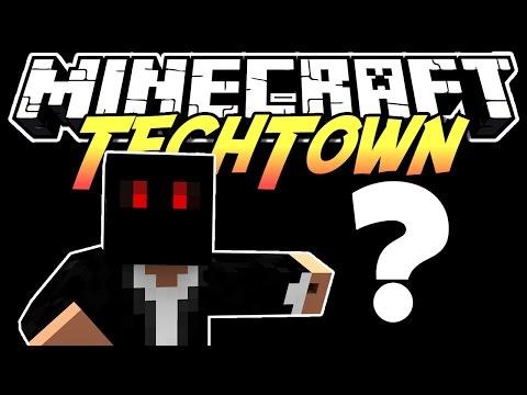 Minecraft TechTown - MEGAGEHEIM #110 - auf gamiano.de