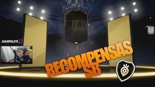 ¿EL MEJOR IF?   RECOMPENSAS DE SQUAD BATTLE (FIFA 19)