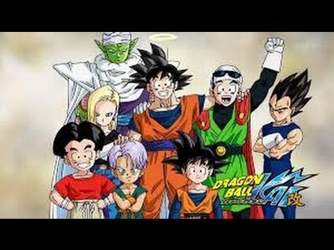 Dragon Ball Z Kai Episode 102 Review video