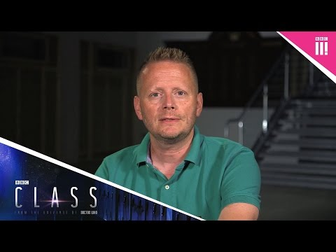 Quickfire questions with Patrick Ness - Class: Behind the scenes - BBC Three