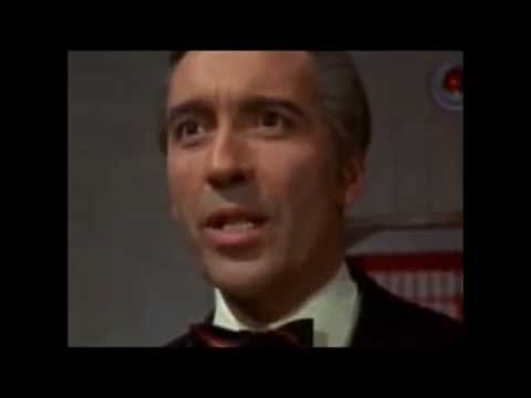 Christopher Lee Tribute HD (The Last Goodbye)