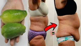 How to Lose Weight Fast With Lemon | Lose Belly Fat, Chest fat & Arm fat | No Workout No Strict Diet