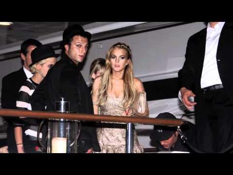 Lindsay Lohan - Party Girl