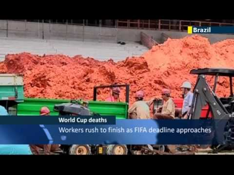 Another worker dies in World Cup construction