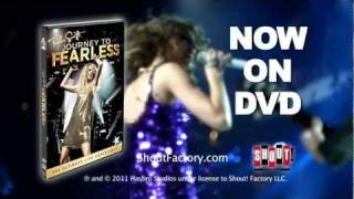 Taylor Swift - Journey to Fearless (DVD Trailer)