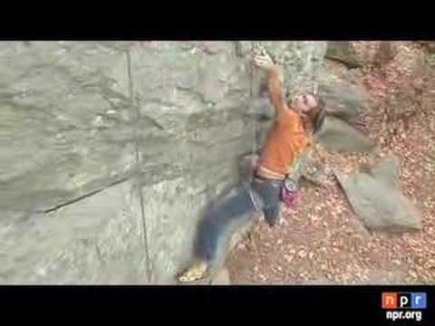 Rock Climber Chris Sharma Chases Next 'King Line'