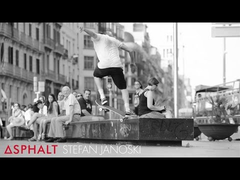 Stefan Janoski | Asphalt Fall 2014 Collection