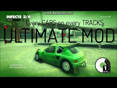 DiRT3 - Outbreak Online Gameplay + Tricks - ULTIMATE MOD *HD*