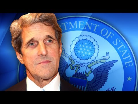 John Kerry Fights For Palestinian Aid