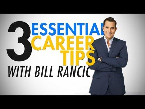 Apprentice Winner Bill Rancic's 3 Essential Career Tips