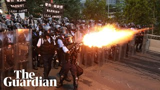 Hong Kong delays extradition debate but protesters want it scrapped