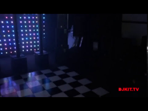 First Look at the Chauvet Gig Bar IRC 4-in-1 Gig Bar with Remote Control