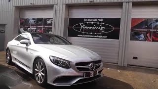 Yiannimize New S63 Coupe!