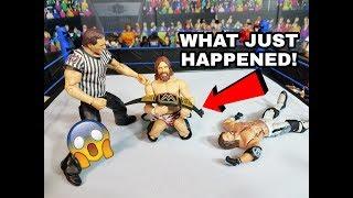 NEW WWE CHAMPION? DANIEL BRYAN HEEL TURN? WWE FIGURES