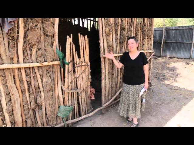 Compassion International: Tour Home of Masiresha