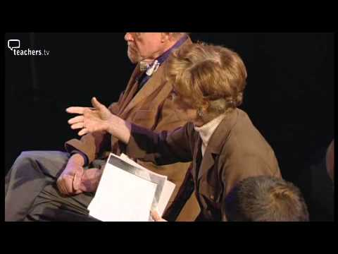 Teachers TV: Prunella Scales & Timothy West teach