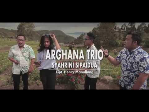 ARGHANA TRIO VOL. 6 - SYAHRINI SIPAIDUA