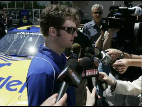 Dale Earnhardt Jr., Wrangler Back with the No. 3: A Look at the Past and Present Video