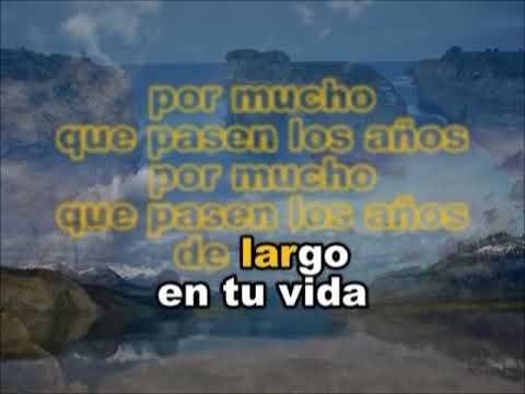 LA OREJA DE VAN GOGH - LA PLAYA - KARAOKE HD