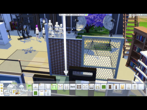 The Sims 4 Get To Work - All the New Items in Build / Buy