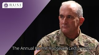 General Robert Brown On The US Army And The Pacific