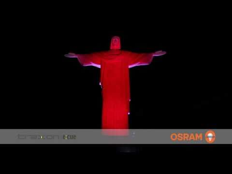 Christ the Redeemer Monument - Rio de Janeiro, Brazil