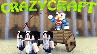 "Minecraft | CrazyCraft - OreSpawn Modded Survival Ep 40 - ""ARMY FOR MOBZILLA"""