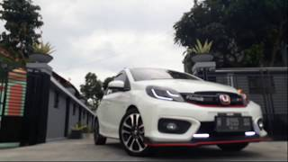 #3 Modifikasi Simpel Honda BRIO 2017 l Car Music Video