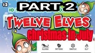 Full book of Twelve Elves contest. Not the entry video.  Part 2.