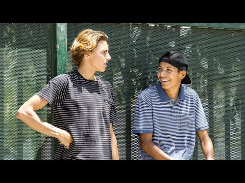 Why Curren Caples and Louie Lopez are Beyond Teammates