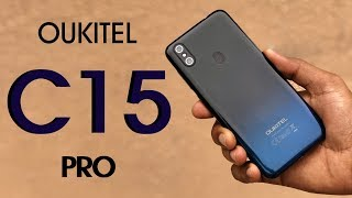 Oukitel C15 Pro Unboxing And Review