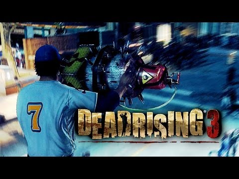 DEAD RISING 3 - Como Construir a Bomba Maciça (Xbox One Gameplay / Português PT-BR)