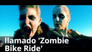 Zombie Bike Parade en Key West
