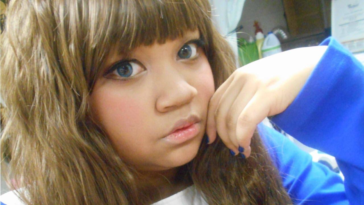 Cosplay Makeup : Ai Shindou - Kyoukai no Kanata (Beyond ...