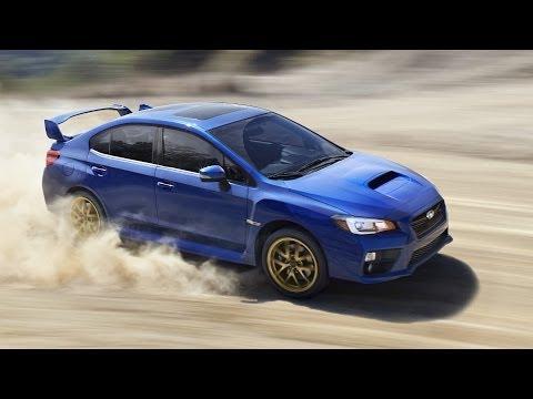 ► 2015 Subaru WRX STI Launch Edition