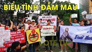Sài Gòn xuống đường rầm rộ phản đối cho Trung Quốc thuê đặc khu 99 năm #VoteTv