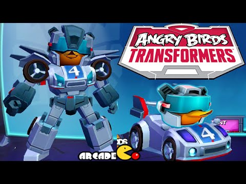 Angry Birds Transformers Terence as Heatwave Angry Birds Transformers New