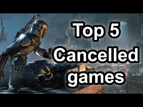 5 Cancelled Games