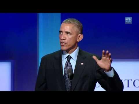 Obama se pronuncia sobre Venezuela y Leopoldo López  (subtitulado)