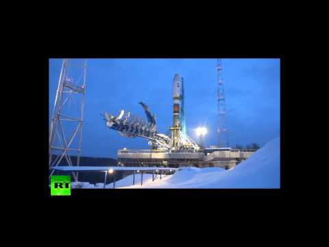 Russia's Soyuz-2.1b rocket launch a success