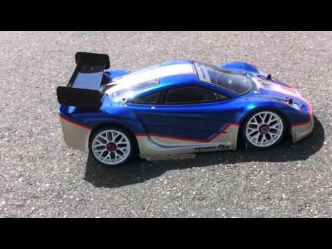 Kyosho Inferno GT Mamba XL2 8S Speed Run