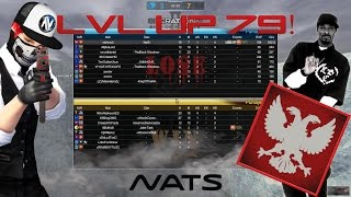 Operation 7 stanrock ( -NatS- ) Level Up 79!