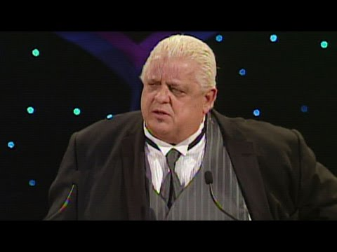 WWE Network: Dusty Rhodes' passionate 2007 WWE Hall of Fame induction speech